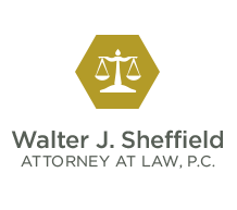 Walter J. Sheffield, Attorney At Law, P.C. logo